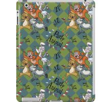 Party Animal B iPad Case/Skin
