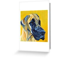 they call me mellow.... Greeting Card