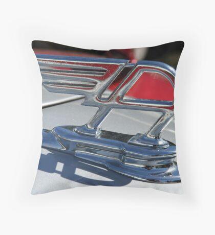 The Old Austin Throw Pillow