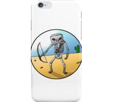 Minecraft Skeleton iPhone Case/Skin