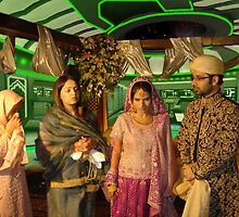 Trials and Tribulations of a Pakistani Wedding on a Pashtun Class Starship by Kenny Irwin