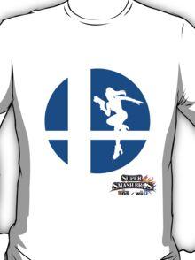 Super Smash Bros - Zero Suit Samus T-Shirt
