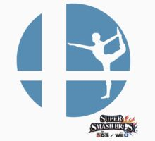 Super Smash Bros - Wii Fit Trainer by WillOrcas