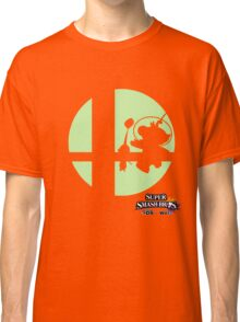 Super Smash Bros - Olimar and Pikmin Classic T-Shirt
