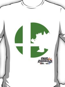 Super Smash Bros - Bowser T-Shirt