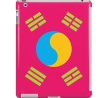 Neon Nations SOUTH KOREA iPad Case/Skin