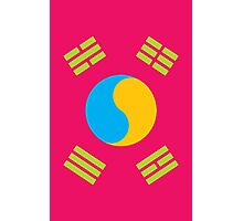Neon Nations SOUTH KOREA Photographic Print