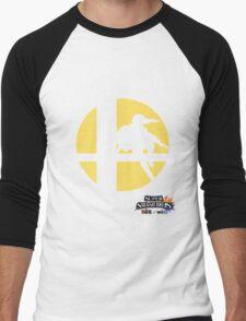 Super Smash Bros - Link Men's Baseball ¾ T-Shirt