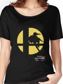 Super Smash Bros - Link Women's Relaxed Fit T-Shirt