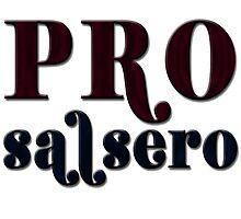 Pro Salsero 1 Chica Photographic Print