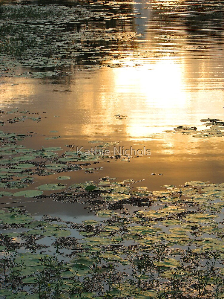 On Golden Pond by Kathie Nichols