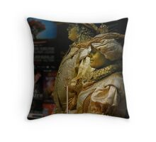 In A World Ruled By Artists the Spirit of Peace Will Roam Free Throw Pillow