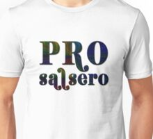Pro Salsero Spectrum Unisex T-Shirt