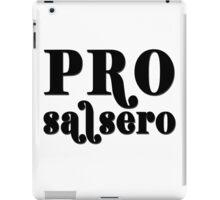 Pro Salsero Shiflty iPad Case/Skin