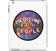 "Medicine For The People | ""Great Spirit"" Fan Art iPad Case/Skin"