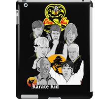 Karate Kid 30th Anniversary Tribute iPad Case/Skin