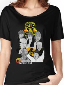 Karate Kid 30th Anniversary Tribute Women's Relaxed Fit T-Shirt
