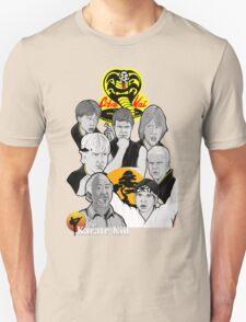 Karate Kid 30th Anniversary Tribute T-Shirt