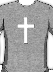 Christian Style Cross T-Shirt T-Shirt
