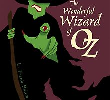 The Wonderful Wizard of Oz by briandahms