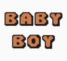 Baby Boy (Orange) by GreenGamer