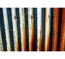 Organ Pipes Photographic Print