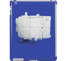 You MY friend are NO Charles Barkley-wall art iPad Case/Skin