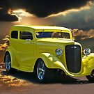 1935 Chevrolet Sedan ' Soooo Sweeeet'  by DaveKoontz