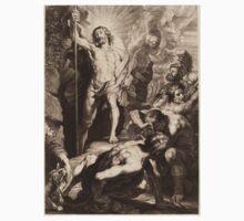 Resurrection of Jesus Christ One Piece - Long Sleeve