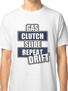 Gas clutch slide drift Classic T-Shirt