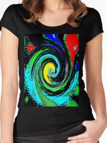 storm Women's Fitted Scoop T-Shirt