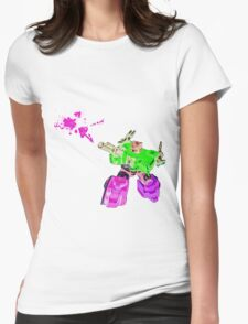 Optimized Prime Womens Fitted T-Shirt