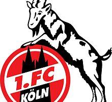 1. FC Köln by Luqman22