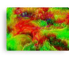 neu plastic world Canvas Print