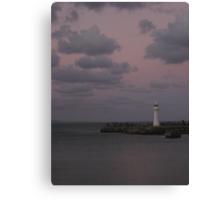 dusk 2 Canvas Print