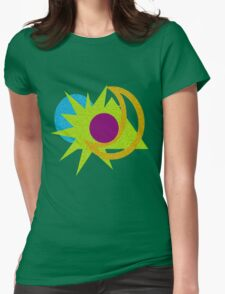 Shape Up Womens Fitted T-Shirt