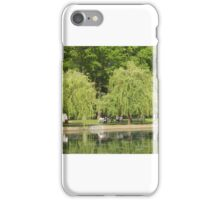 Bowne Park, Queens NY iPhone Case/Skin