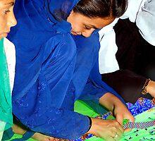 Electroweaving in Cholistan by Kenny Irwin