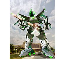 Pakistani International Airbot [PIA] Photographic Print
