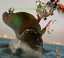 Tug of War by Kenny Irwin