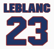 National baseball player Wade LeBlanc jersey 23 by imsport