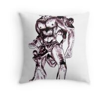 Gulliver Throw Pillow