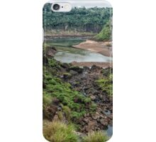 Below Iguazu Falls iPhone Case/Skin