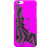 Pink Print iPhone Case/Skin