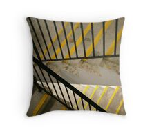 Stair Well Throw Pillow