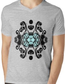 graphic design Mens V-Neck T-Shirt