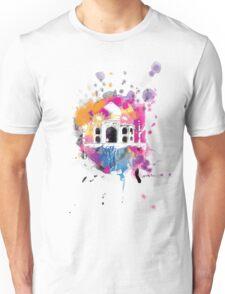 Colorful Taj  Unisex T-Shirt