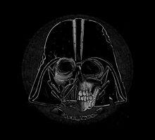 Skull Vader by GODZILLARGE