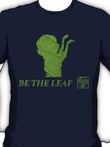 The Legend of Korra : Be The Leaf T-Shirt