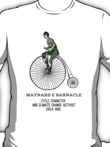 Climate change commuter T-Shirt